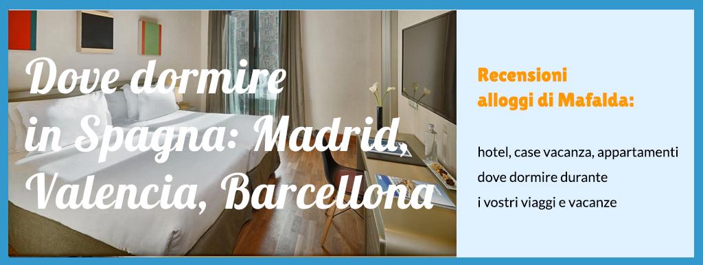 Dove dormire in viaggio in Spagna, hotel consigliati a: Madrid ...