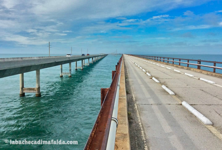 seven mile bridge florida keys
